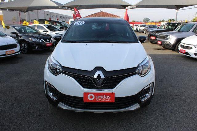 Renault Captur 1.6 Cvt Intense 2020 Top de Linha