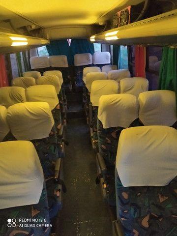 Micro ônibus Mercedes bens lo914 Marcopolo - Foto 11
