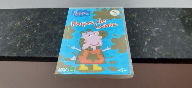 DVD Peppa Pig - Discovery Kids - Original - Licenciado
