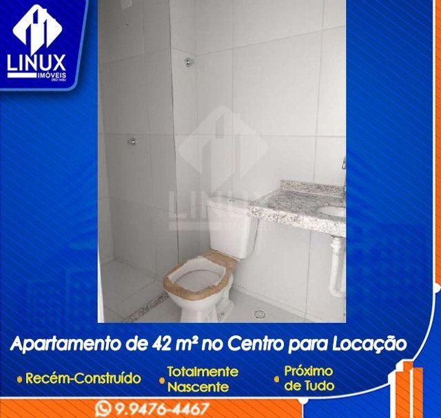 Apartamento de 1 Quarto no Centro de Caruaru p/ Locação - Foto 9