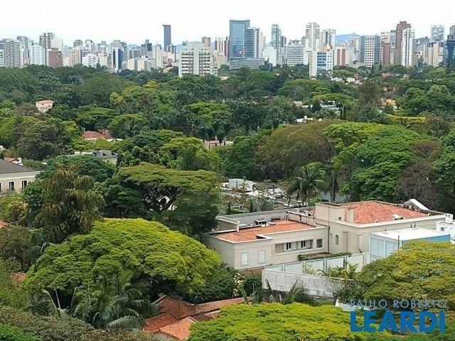 Apartamento para alugar com 4 dormitórios em Itaim bibi, São paulo cod:589366 - Foto 18