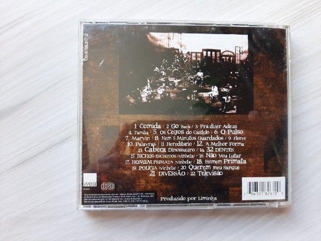 CD Titãs Acústico MTV - Foto 2