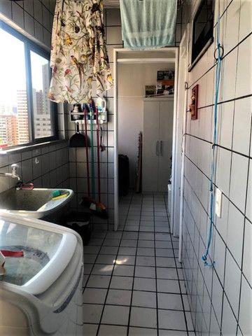 Apartamento maravilhoso na Aldeota de frente ao rest. nova casa - Foto 17
