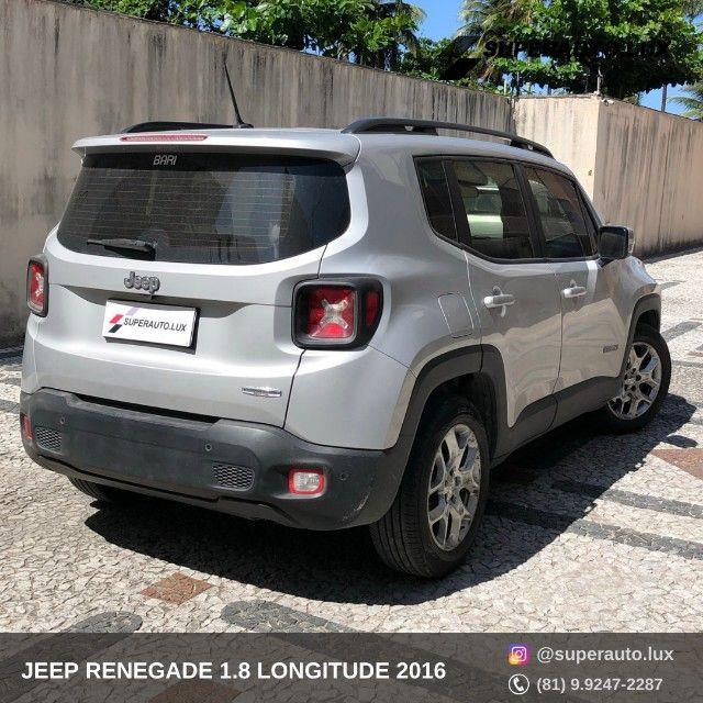 Jeep Renegade 1.8 Longitude 2016 - Foto 7