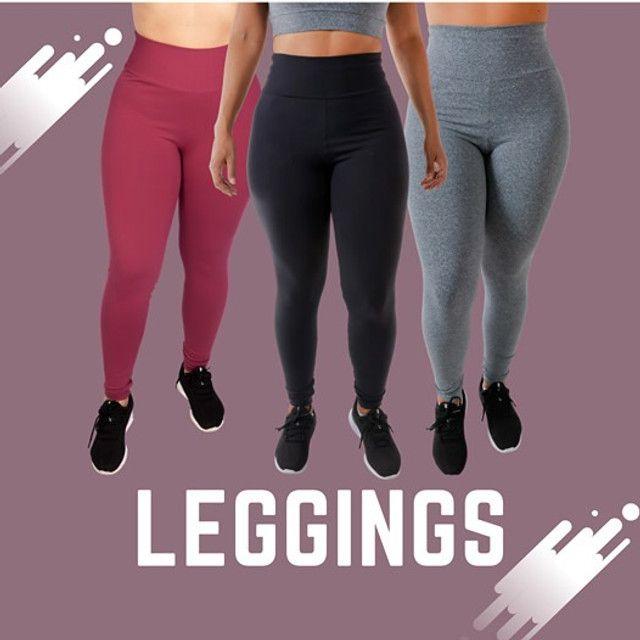 Legging Peluciada/Flanelada feminina  varias cores P ao GG e G1 ao G3