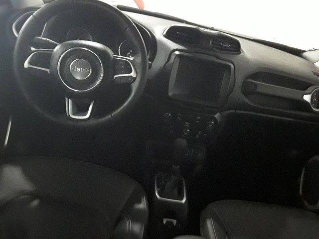 RENEGADE 2019/2020 1.8 16V FLEX LONGITUDE 4P AUTOMÁTICO - Foto 4