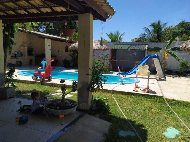WS chacara .Sitio. Casa Aquiraz, Eusébio,100 m da 040 - Foto 9