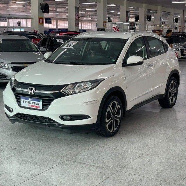 Honda HR-V EXL 1.8 Automática 2016 Baixa Km Carro Impecável Honda é Honda   - Foto 3