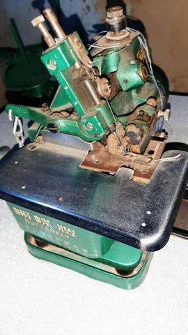 Máquina overloc semi industrial  - Foto 6