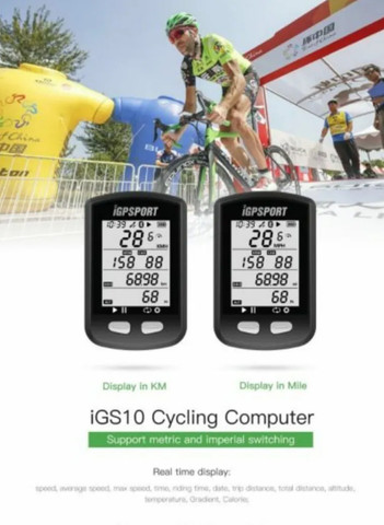 Gps Bike Igpsport igs10 - Foto 6