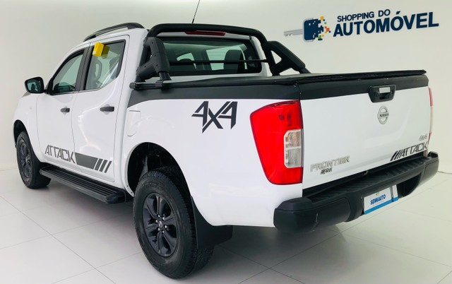 Frontier Attack 4x4 diesel 2020 com 29.000 km + transf. + tanque cheio!!! (81)9.9881.0159  - Foto 17