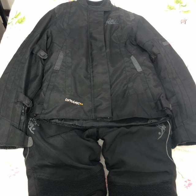 BARBADA- Conjunto Motociclista (Jaqueta e calça) Riffel Feminino Dynamic 2.0  - Foto 3
