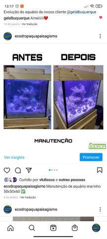 Luminária para aquário - Foto 4