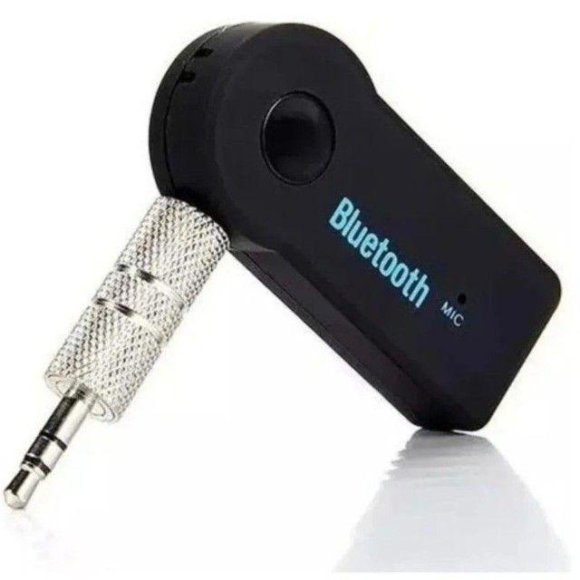 Receptor Bluetooth para carro ou rádio entrada p2 - Foto 4