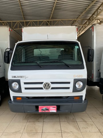 VW 8-150 2012 delivery plus