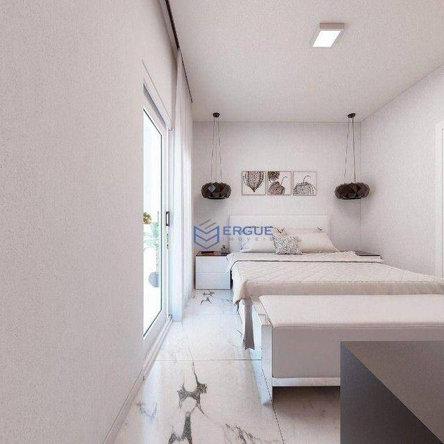 Casa com 3 dormitórios à venda, 132 m² por R$ 469.000,00 - Coité - Eusébio/CE - Foto 13