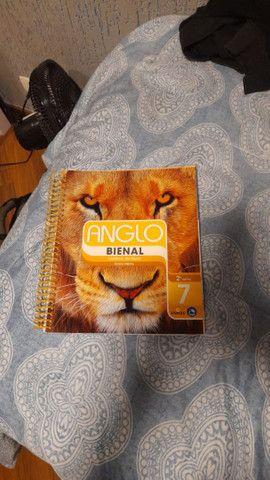 livros anglo 2 medio caderno do aluno - Foto 4