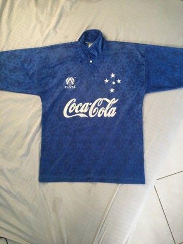 Camiseta Lendária Original Cruzeiro