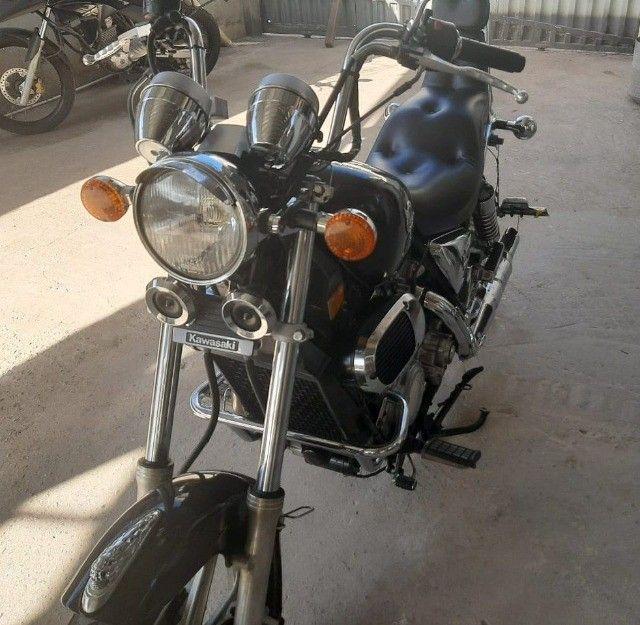 Moto Kawasaki Vulcan 750cc - Foto 6