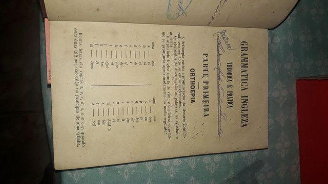 Raro livro assinado por abolicionista  - Foto 2