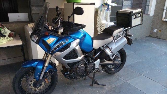 XT 1200Z - Super Ténéré 2012 - Único dono - Pneus Novos - Foto 13