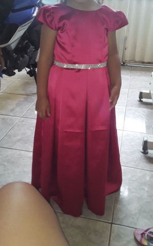 Vestido rosa - Foto 3