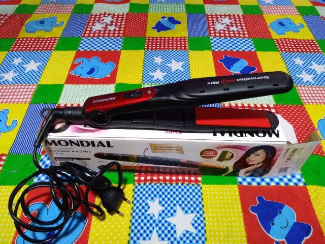 Secador+prancha+modelador MONDIAL  - Foto 4