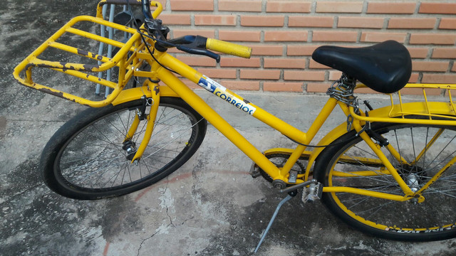 Bicicleta Correios