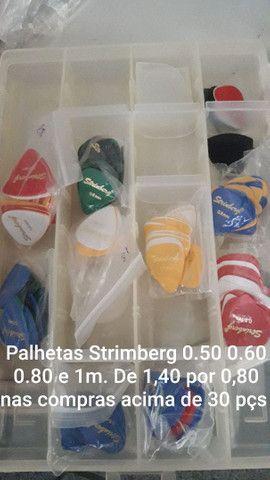 Palheta Strimberg