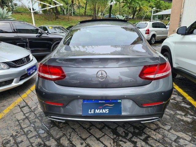 Mercedes-Benz C180 Coupe, Teto Solar, Automatico, Apenas 17 mil km rodados - Foto 8