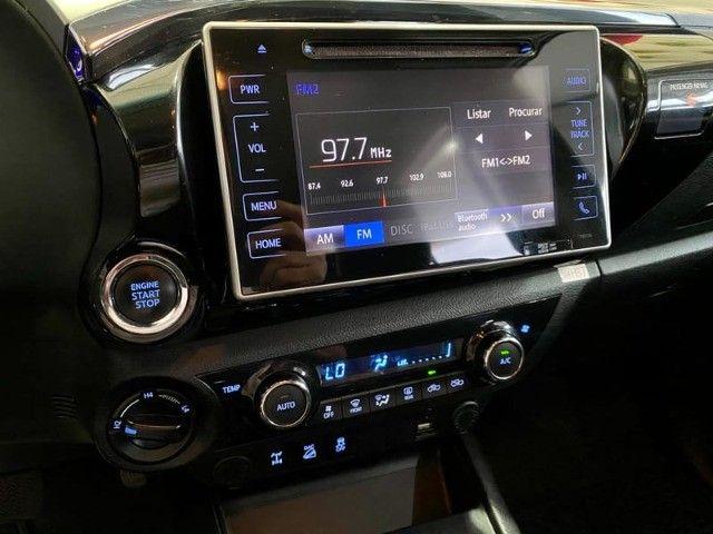 2016 Toyota Hilux SRX 4x4 2.8 TDI 16v Diesel Aut. - Foto 11