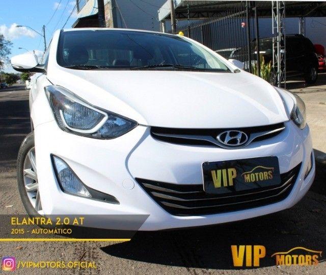 Hyundai Elantra GLS 2.0 At 2015 - Foto 4