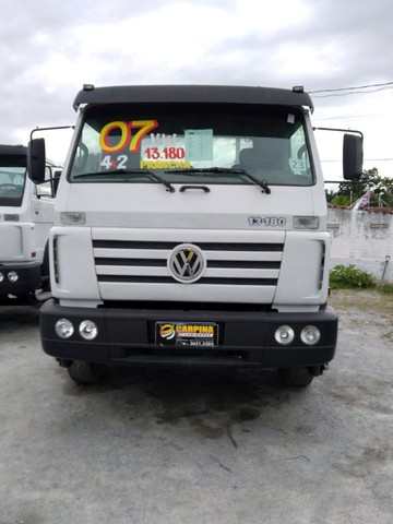 VW 13180 4x2 no chassi  2007