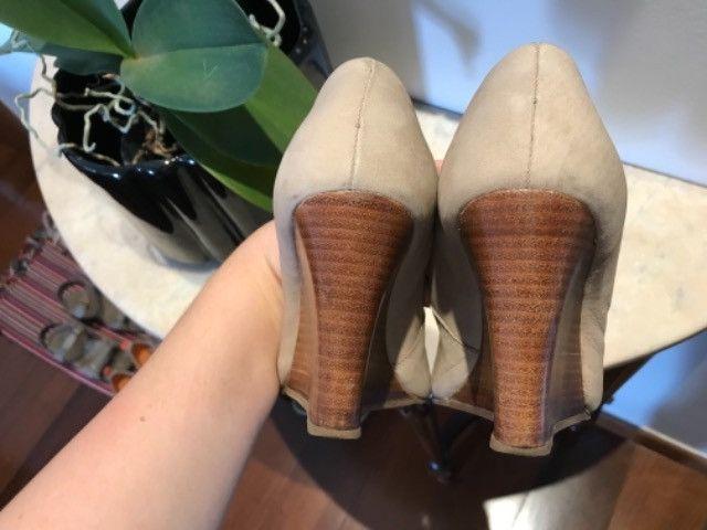 Sapato nude Bottero - Foto 2