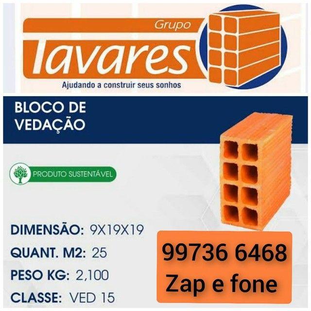 Tijolos Tavares  - Foto 4