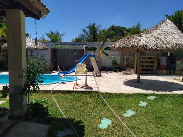 WS chacara .Sitio. Casa Aquiraz, Eusébio,100 m da 040 - Foto 8