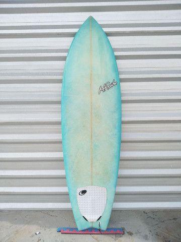 Prancha de surf fish, 6'6, Marcelo Freitas - Foto 6
