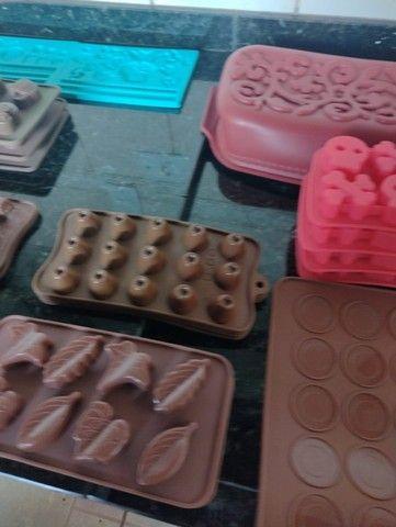 Formas para chocolate - Foto 4