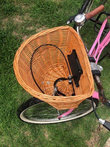 Bicicleta Triciclo Nova, Completa Rosa, Nunca usada - Foto 4