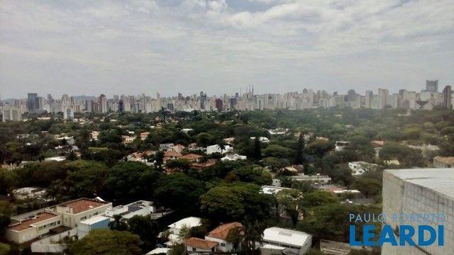 Apartamento para alugar com 4 dormitórios em Itaim bibi, São paulo cod:589366 - Foto 19