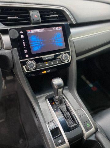 Honda Civic EXL 2017  - Foto 12