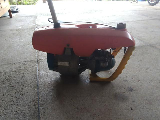Aqua Scooter