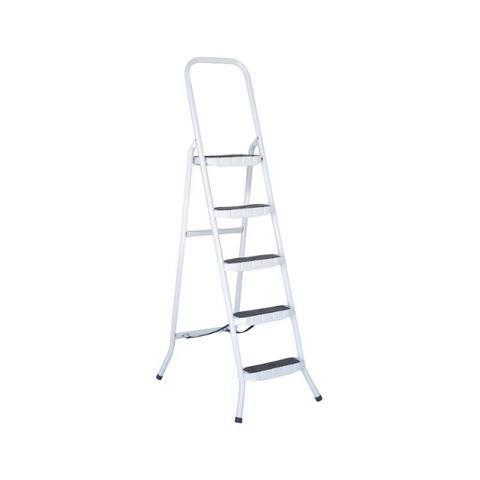 Escada Maestro Aço 5 degraus