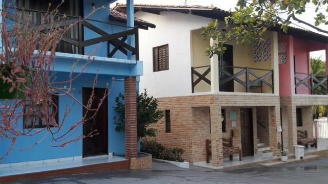 Vendo Pousada com 02 prédios de 2 andares na paradisíaca praia de Cotovelo/RN