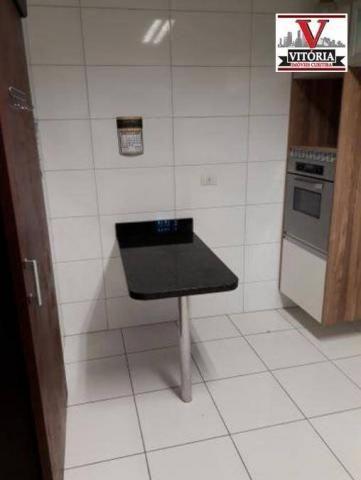 Sobrado residencial à venda, barreirinha, curitiba - so0609. - Foto 9