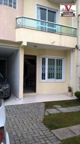 Sobrado residencial à venda, barreirinha, curitiba - so0609. - Foto 3