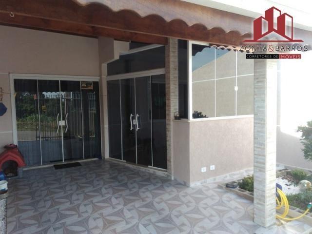 Casa à venda com 3 dormitórios em Santa terezinha, Fazenda rio grande cod:SB00002 - Foto 2