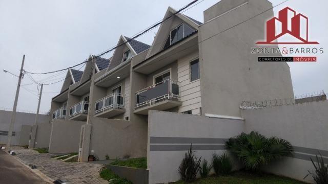 Casa à venda com 3 dormitórios em Gralha azul, Fazenda rio grande cod:SB00001 - Foto 2