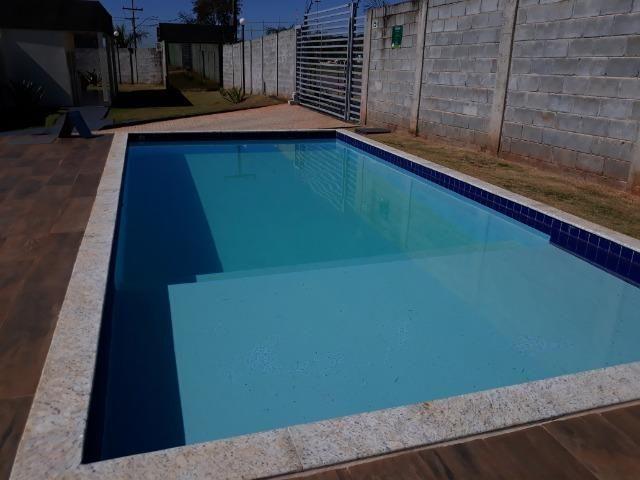 Casa 2 Quartos Suíte Condomínio Aroeira Goiânia - Foto 4
