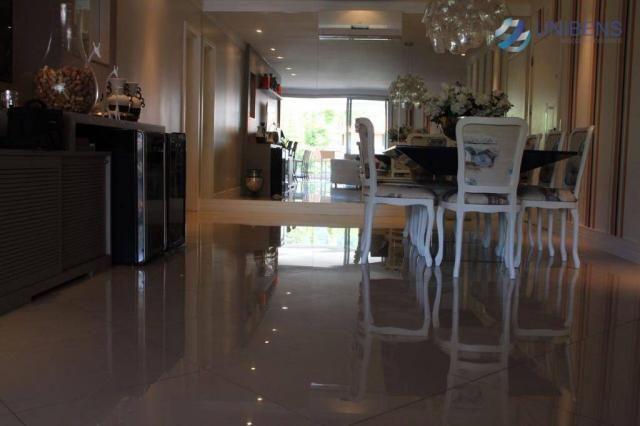 Apartamento mobiliado à venda no marine home resort - cachoeira do bom jesus, florianópoli - Foto 5